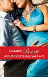 Harlequin Presents January 2015 - Box Set 1 of 2: Sheikh's Desert DutyNine Months to Redeem HimFonseca's FuryThe Russian's Ultimatum - Maisey Yates, Jennie Lucas, Abby Green, Michelle Smart