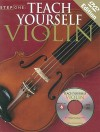 Step One Teach Yourself: Play Violin - Music Sales Corp.