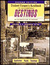 Student Viewer's Handbook to Accompany Destinos: An Introduction to Spanish : Episodios 27-52 - Bill VanPatten, Richard V. Teschner, Martha Alford Marks