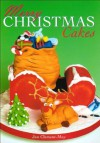 Merry Christmas Cakes - Jan Clement-May, Jenny Stewart