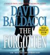The Forgotten - Ron McLarty, Orlagh Cassidy, David Baldacci