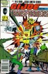 G.I.Joe And The Transformers #1 : Blood On The Tracks (Marvel Comics) - Michael Higgins, Herb Trimpe