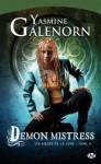 Demon Mistress (Les Soeurs de la lune, #6) - Yasmine Galenorn