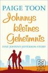Johnnys kleines Geheimnis: Eine Johnny-Jefferson-Story (nur als E-Book erhältlich) - Paige Toon, Andrea Fischer