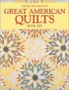 Great American Quilts - Oxmoor House