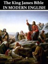The King James Bible In Modern English (The American Standard Version With Active Table of Contents) - Anonymous Anonymous, Paul, King David, John