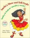 """Amelia's Show-and-Tell Fiesta/Amelia y la fiesta de """"muestra y cuenta"""" - Mimi Chapra, Martha Aviles"""