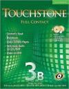 Touchstone 3b Full Contact [With DVD] - Michael McCarthy, Jeanne McCarten, Helen Sandiford