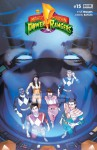 Mighty Morphin Power Rangers, No. 15 Main Cover - Kyle Higgins
