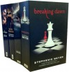Stephenie Meyer Collection 4 Books Pack Set (breaking down, eclipse, new moon... - Stephenie Meyer