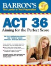 ACT 36, 2nd edition (Barron's Act 36) - Ann Summers, Krista L. McDaniel, Alexander Spare, Jonathan Pazol