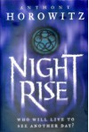 Nightrise (The Power of Five, #3) - Anthony Horowitz
