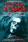 The Mammoth Book of Best New Horror #11 - David Case, Peter Straub, Michael Marshall Smith, Stephen Jones, Caitlín R. Kiernan, Thomas Tessier, Gene Wolfe, F. Paul Wilson, Ramsey Campbell, T.E.D. Klein, Tim Lebbon, Paul J. McAuley, David J. Schow, Steve Rasnic Tem, Gemma Files, Terry Lamsley, Michael Marano, Graha