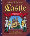 Castle: Medieval Days and Knights (A Sabuda & Reinhart Pop-up Book) - Kyle Olmon, Robert Sabuda, Matthew Reinhart, Kyle Olman, Tracy Sabin