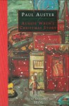 Auggie Wren's Christmas Story Signed - Paul Auster, Brian Cronin
