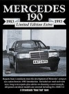 Mercedes 190 1983 Limited Edition Extra 1993 - R.M. Clarke