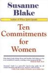 Ten Commitments for Women - Susanne Blake