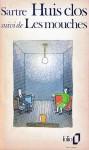 Huis Clos [suivi de] Les Mouches - Jean-Paul Sartre