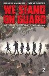 We Stand On Guard #2 (of 6) - Brian Vaughan, Steve Skroce