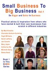 Small Business To Big Business Volume 1: Be Bigger and Better in Business - Matt Kinsella, Charlotte Graham-Cumming, Emma Hand, Michelle Darcy, Sarah Lafferty, Jan Cavelle, Mary Joyce, Hugh Williams, Catherine Nix