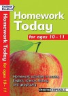 Homework Today For Ages 10 11 (Homework Today) - Andrew Brodie