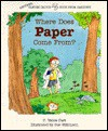 Where Does Paper Come From?: Clever Calvin - C. Vance Cast, Sue Wilkinson