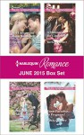 Harlequin Romance June 2015 Box Set: His Unexpected Baby BombshellFalling for the BridesmaidA Millionaire for CinderellaFrom Paradise...to Pregnant! - Soraya Lane, Sophie Pembroke, Barbara Wallace, Kandy Shepherd