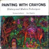 Painting With Crayons - Norman Laliberte