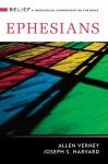 Ephesians: A Theological Commentary on the Bible (Belief a Theological Commentary on the Bible) - Allen Verhey, Joseph S. Harvard