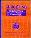 Budgeting: Formulation and Execution - Jack Rabin