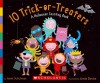 10 Trick-or-Treaters: A Halloween Counting Book - Janet Schulman, Linda Davick