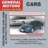 GM Cars 1963-2000 (CD-ROM in Jewel Case) - Chilton Automotive Books, Chilton Automotive Books