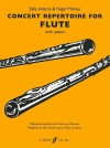 Concert Repertoire for Flute with Piano - Sally Adams, Nigel Morley