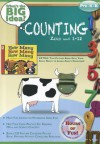 Counting: Zero and 1-12: What's the BIG Idea? Workbook - The Vermont Center for the Book, Jay B. Johnson, Robert Rella