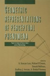Geometric Representations of Perceptual Phenomena: Papers in Honor of Tarow indow on His 70th Birthday - R. Duncan Luce, Donald D. Hoffman, Michael D'Zmura, Geoffrey Iverson, A. Kimball Romney