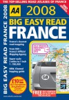 AA 2008 Big Easy Read France - Automobile Association of Great Britain, A.A. Publishing