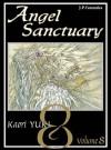 "Angel Sanctuary, Tom 8 - Kaori Yuki, Paweł ""Rep"" Dybała"