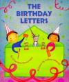 The Birthday Letters - Charlotte Pomerantz, JoAnn Adinolfi