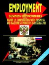 Employment & Business Opportunities with Major Us & International Corporations with Business and Investment Projects in Russia, Cis & Baltics - USA International Business Publications, USA International Business Publications