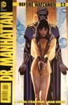 Before Watchmen: Dr. Manhattan #4 - J. Michael Straczynski, Art by: Adam Hughes