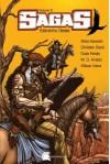 Sagas Vol. 2 Estranho Oeste (Sagas, #2) - Duda Falcão, Christian David, Alícia Azevedo, M. D. Amado, Wilson Vieira
