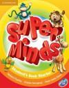 Super Minds Starter Student's Book with DVD-ROM - Herbert Puchta, Günter Gerngross, Peter Lewis-Jones