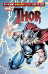 Share Your Universe Thor (Marvel Adventures Super Heroes) - Louise Simonson, Rodney Buchemi, Clayton Henry