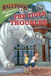 Ballpark Mysteries #11: The Tiger Troubles (A Stepping Stone Book(TM)) - David A. Kelly, Mark Meyers