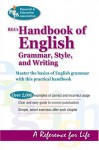 REA's Handbook of English Grammar, Style, and Writing - Research & Education Association, M. Fogiel, Dana Passananti