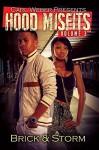 By Brick Hood Misfits Volume 2: Carl Weber Presents [Paperback] - Scott Brick