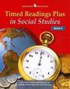 Timed Readings Plus in Social Studies Book 6 - Glencoe/McGraw-Hill, Glencoe/ McGraw-Hill - Jamestown Education