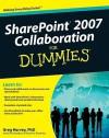 SharePoint 2007 Collaboration for Dummies - Greg Harvey