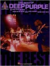 The Best of Deep Purple - Hal Leonard Publishing Company