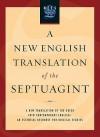 A New English Translation of the Septuagint - Albert Pietersma, Benjamin G. Wright